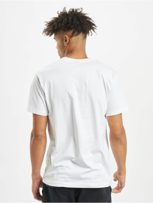 Mister Tee T-Shirt Ni Hao blanc