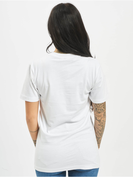 Mister Tee T-Shirt Magic Monday blanc