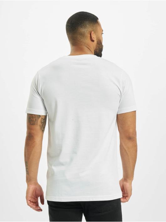 Mister Tee T-Shirt Saucin blanc