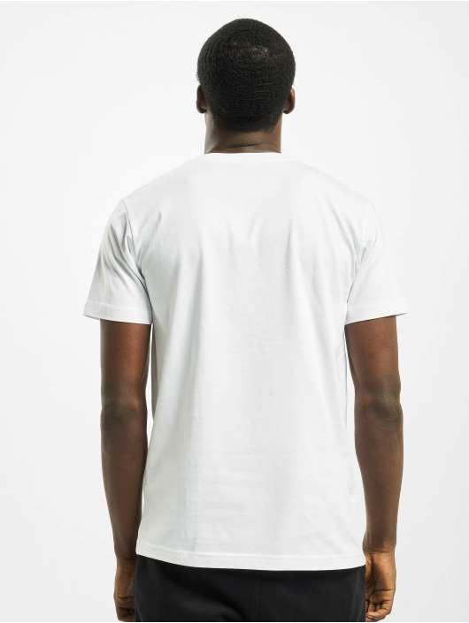 Mister Tee T-Shirt Chillmalbro blanc