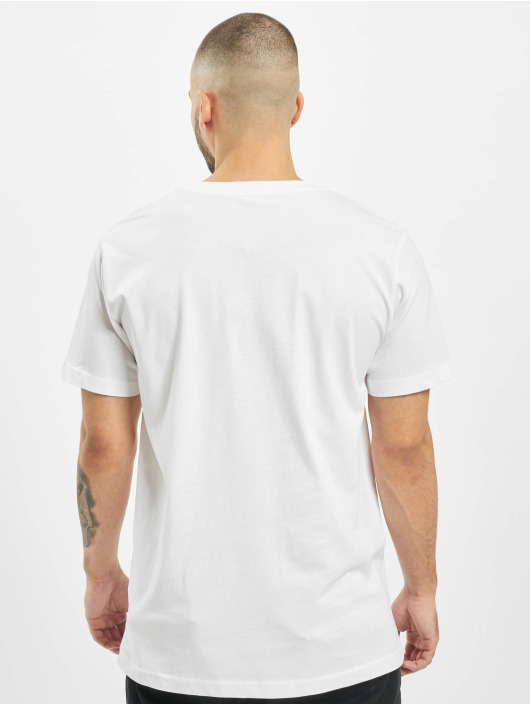 Mister Tee T-Shirt The Six blanc