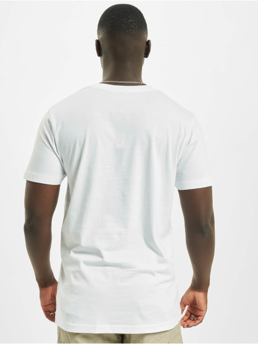 Mister Tee T-Shirt Strong Together blanc