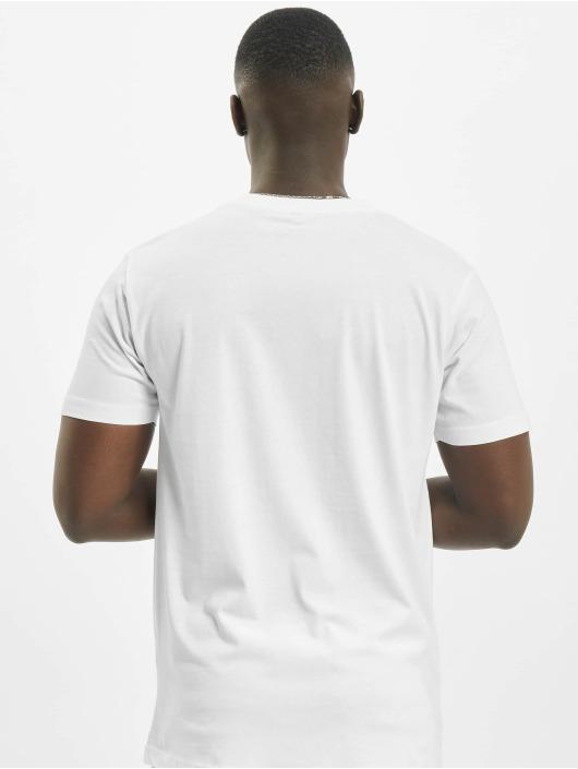 Mister Tee T-Shirt Swoobishh blanc
