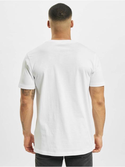 Mister Tee T-Shirt Golf Gang blanc