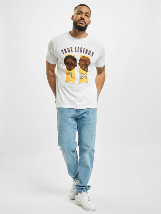 Mister Tee T-Shirt True Legends 2.0 blanc