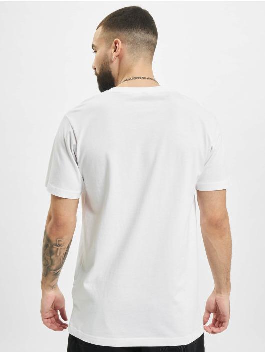 Mister Tee T-Shirt Everybodys Enemy blanc