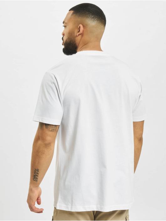 Mister Tee T-Shirt Los Angeles Wording blanc