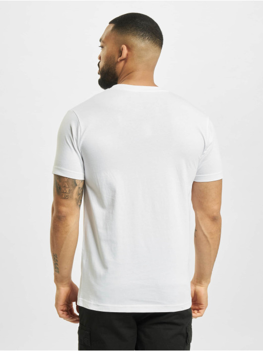 Mister Tee T-Shirt Slice Slice Baby blanc