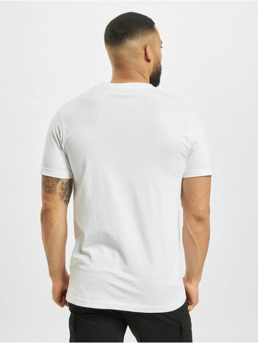 Mister Tee T-Shirt Make Her Happy blanc