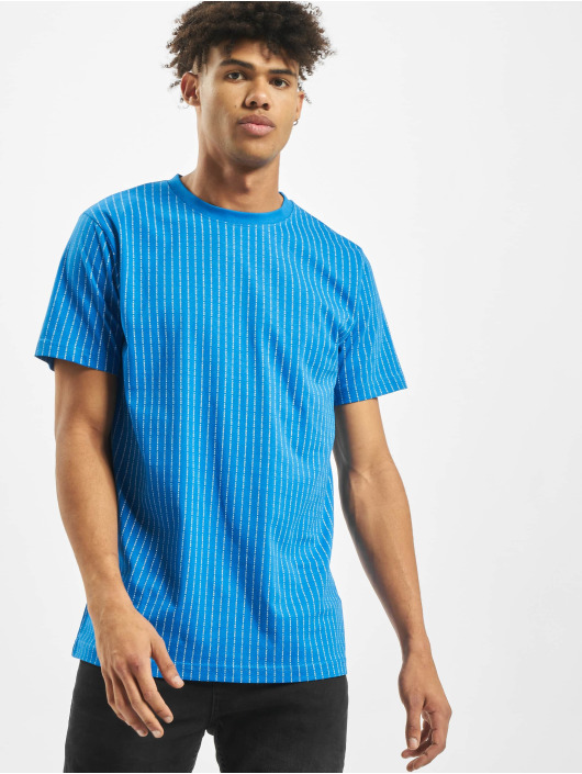 Mister Tee T-Shirt Fuckyou blau