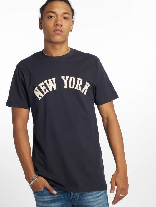 Mister Tee t-shirt New York blauw
