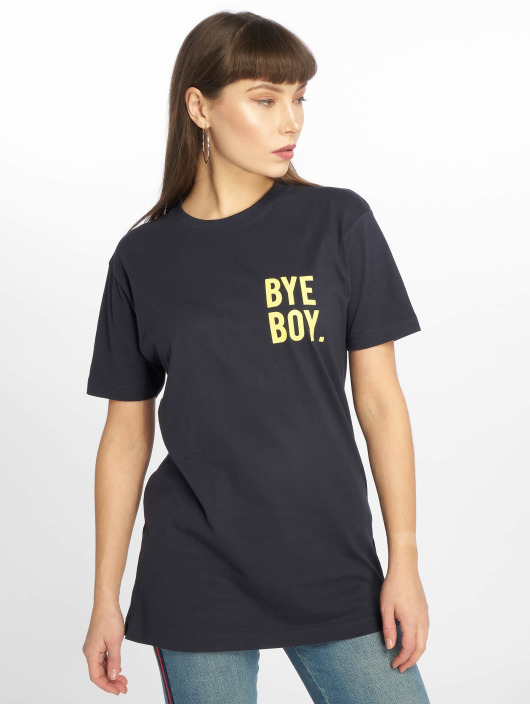 619364 Bye Boy Tee Bleu shirt Mister Femme T eEW92YDIbH