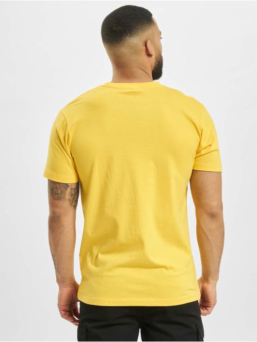 Mister Tee t-shirt Migos Tuesday Taco geel