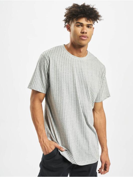 Mister Tee T-Shirt Fuckyou grau