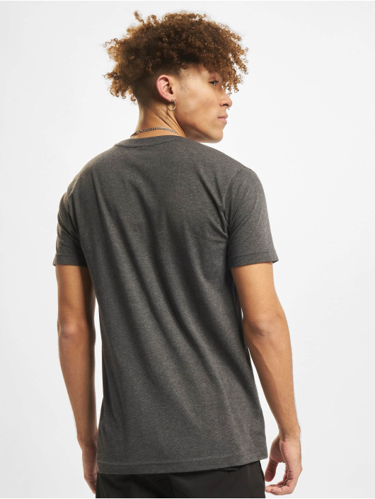 Mister Tee T-shirt Off Emb grigio