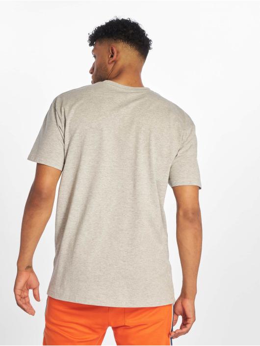 Mister Tee T-Shirt Nasa Heavy Oversized gris