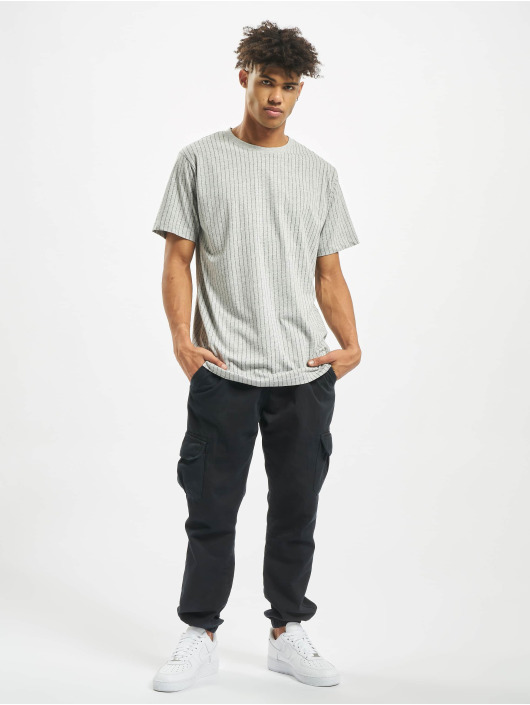 Mister Tee T-Shirt Fuckyou gris