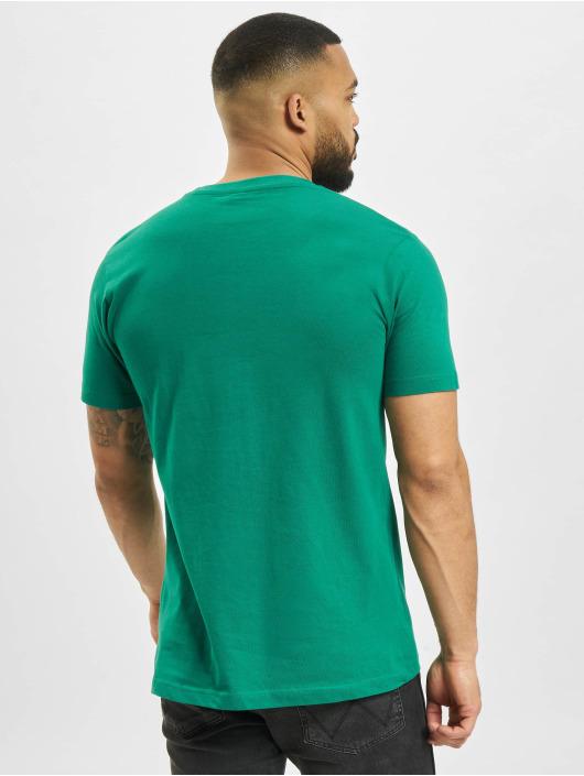 Mister Tee t-shirt Pray groen