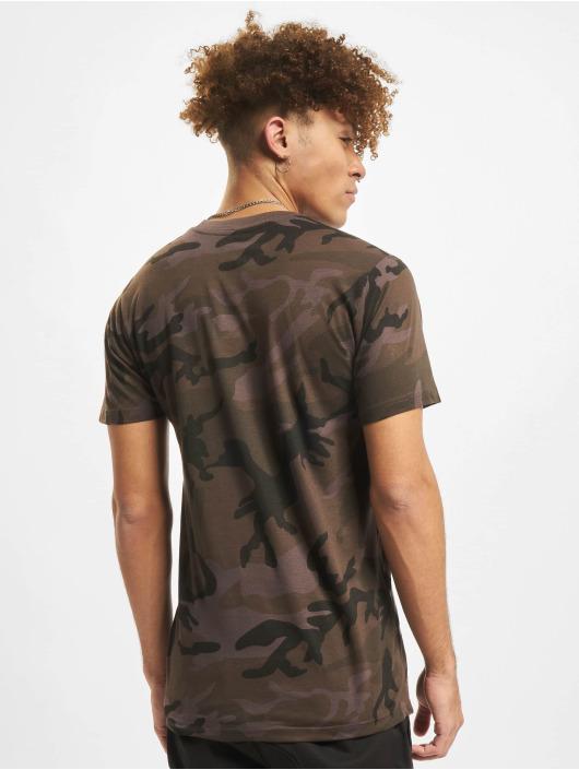 Mister Tee T-shirt Off Emb kamouflage