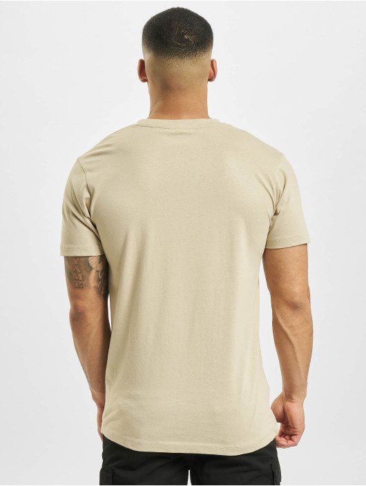 Mister Tee T-Shirt Laugh Now khaki