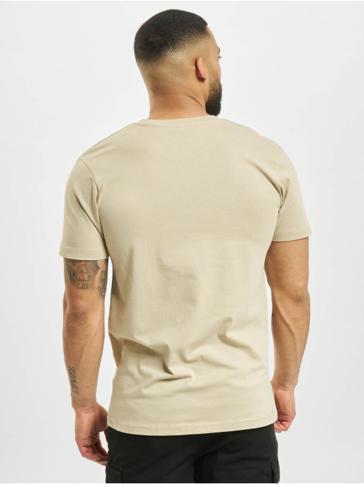 Mister Tee t-shirt Philly Sandwich khaki
