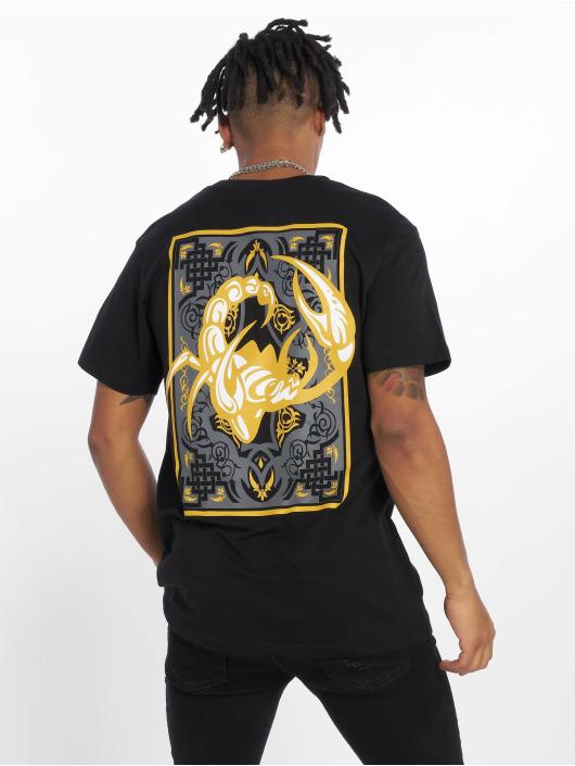 Mister Tee T-shirt Scorpion Of Arabia nero