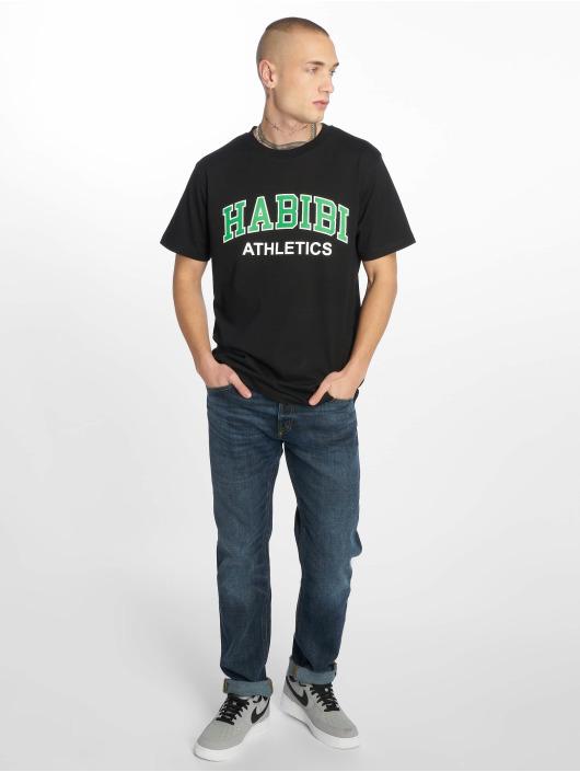 Mister Tee T-shirt Habibi Atheltics nero