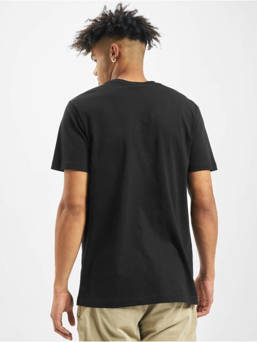Mister Tee T-shirt Fuck Off nero
