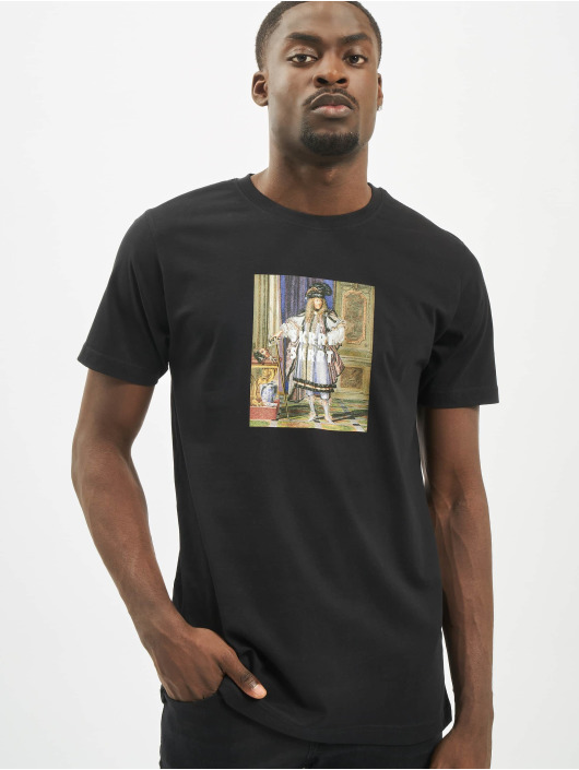 Mister Tee T-shirt Skrrt Skrrt nero