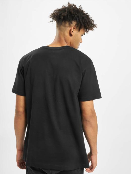 Mister Tee T-shirt Caaalling nero