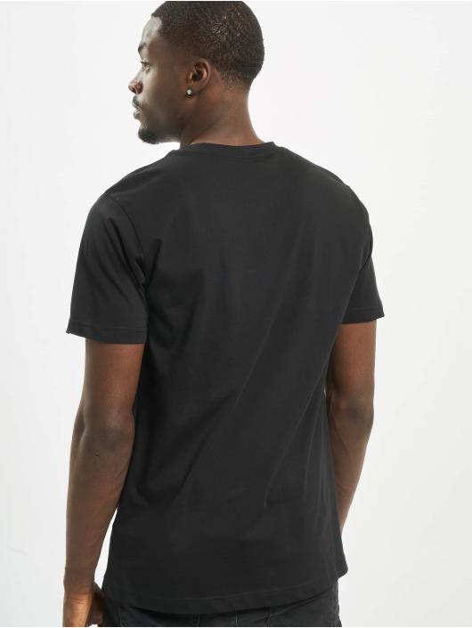 Mister Tee T-shirt Common Sense nero