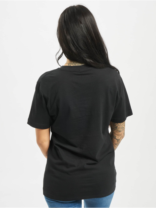 Mister Tee T-shirt Never On Time nero