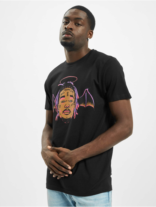 Mister Tee T-shirt Lil Uzi Vert Face nero