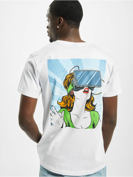 Mister Tee T-shirt Escape Reality nero