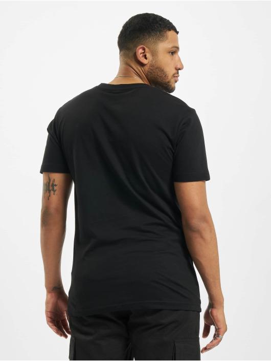 Mister Tee T-shirt Fuck Love nero
