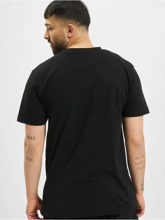 Mister Tee T-shirt Alien Planet nero