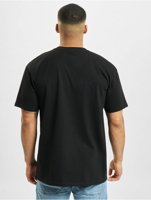 Mister Tee T-shirt Renairssance Painting Oversize nero