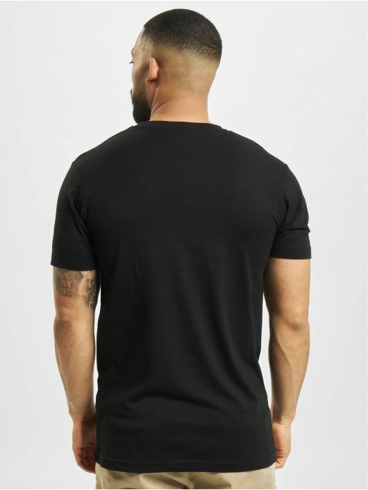Mister Tee T-shirt Mood Swings nero