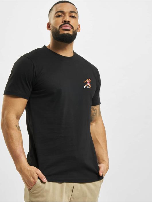 Mister Tee T-shirt Small Basketball Player nero