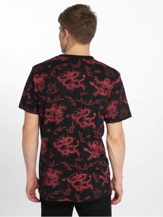 Mister Tee T-Shirt Dragon noir