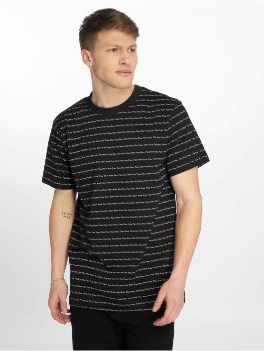 shirt Tee Pow 543245 Mister T Homme Noir QsChdrt