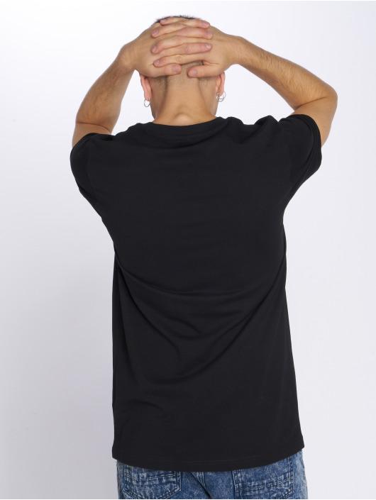 Mister Tee T-Shirt Pwrglde noir