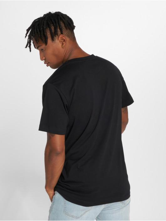 Mister Tee T-Shirt Highway Inn noir