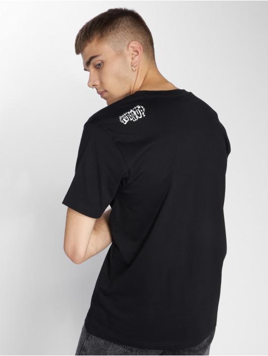 Mister Tee T-Shirt Alpaca noir
