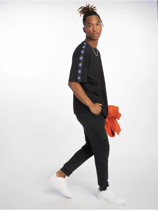 Mister Tee T-Shirt Nasa Logo Taped noir