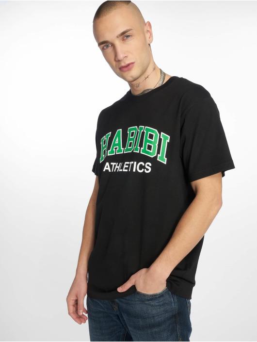 Mister Tee T-Shirt Habibi Atheltics noir