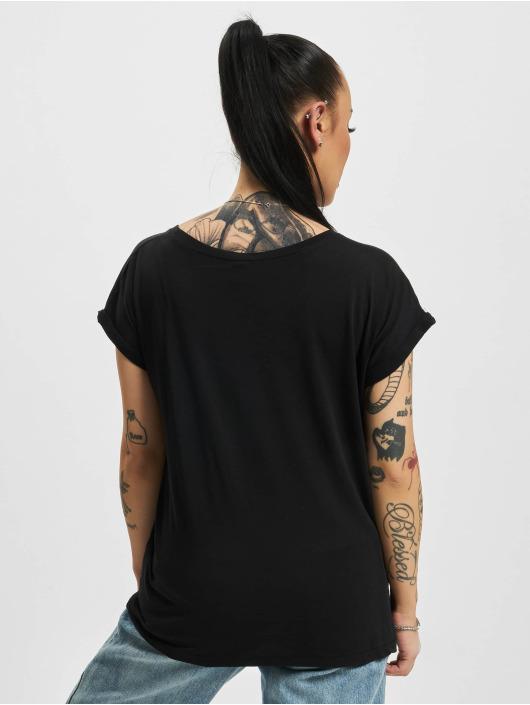Mister Tee T-Shirt Next Boyfriend noir