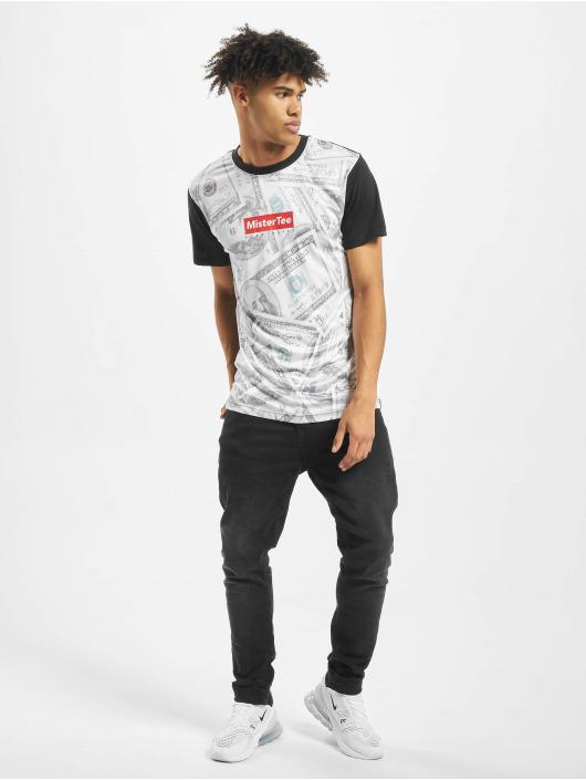 Mister Tee T-Shirt Dollar Sublimation noir