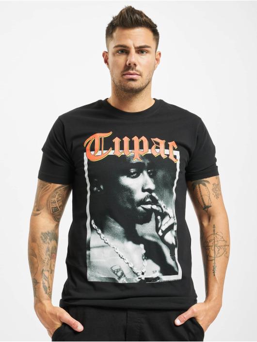 Mister Tee T-Shirt Tupac California Love noir