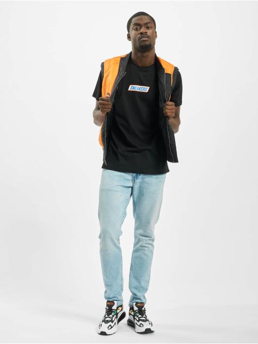 Mister Tee T-Shirt Sneakers noir